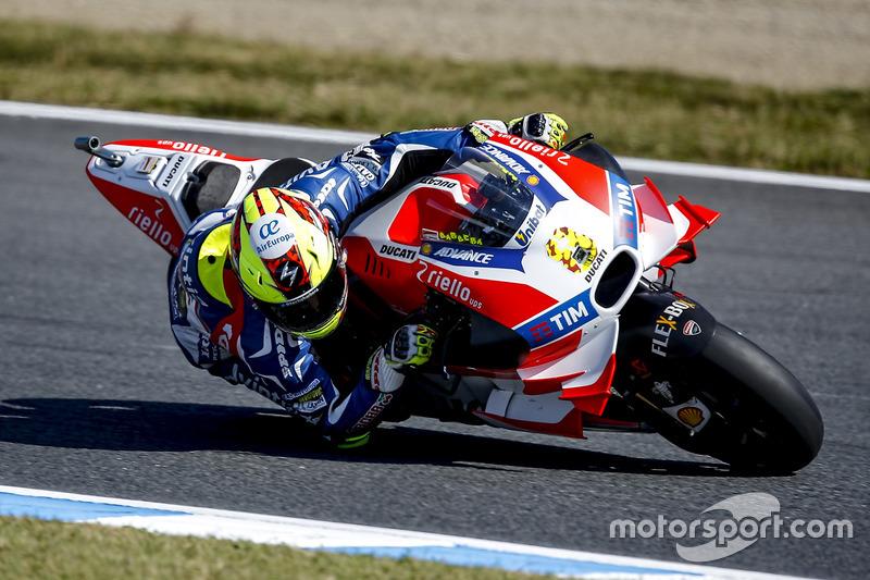 17. Hector Barbera, Ducati Team