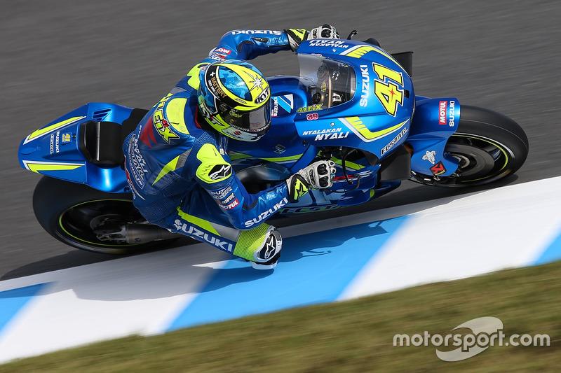 4. Aleix Espargaro, Team Suzuki Ecstar MotoGP
