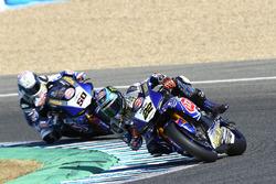 Alex Lowes, Pata Yamaha, Sylvain Guintoli, Pata Yamaha