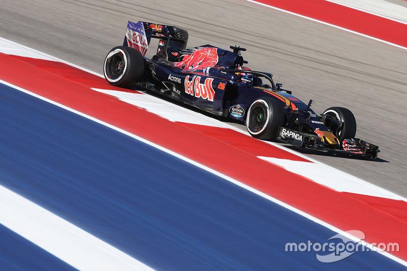 Toro Rosso STR11, Даниил Квят
