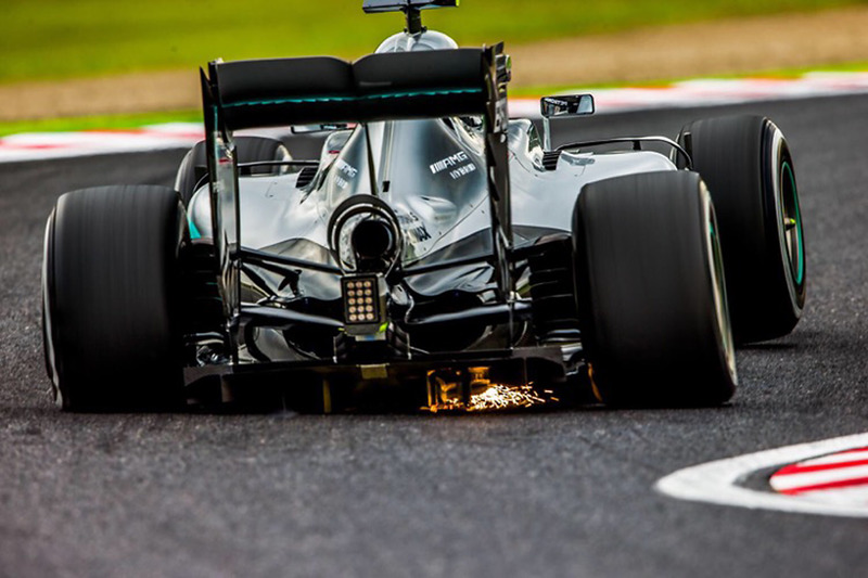 Nico Rosberg, Mercedes F1 AMG
