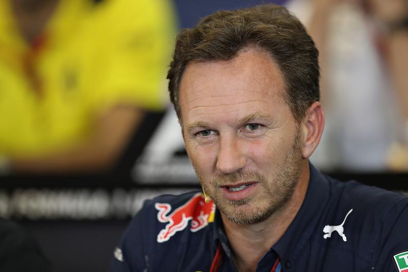 Керівник Red Bull Racing Крістіан Хорнер