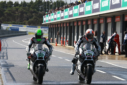 Eugene Laverty, Aspar Racing Team, Yonny Hernandez, Aspar Racing Team