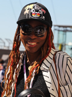 Venus Williams, jugadora de tenis