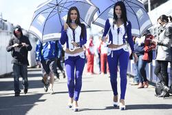 Hot Yamaha girls