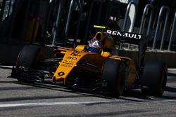 Jolyon Palmer, Renault Sport F1 Team R.S16