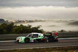 #16 Panis-Barthez Competition Ligier JSP3 - Nissan: Eric Debard, Valentin Moineault, Simon Gachet