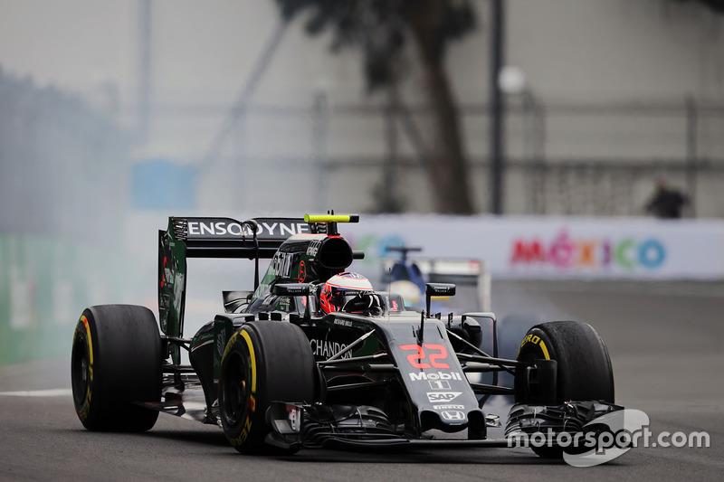 13. Дженсон Баттон, McLaren MP4-31