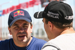 Norberto Fontana, Laboritto Jrs Torino, Mariano Werner, Werner Competicion Ford
