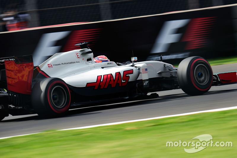 20. Romain Grosjean, Haas F1 Team VF-16