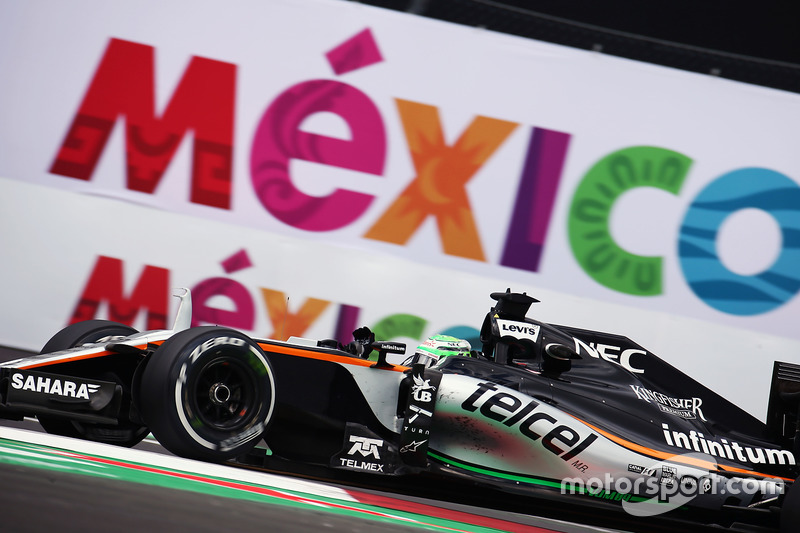 5: Ніко Хюлькенберг, Sahara Force India F1 VJM09
