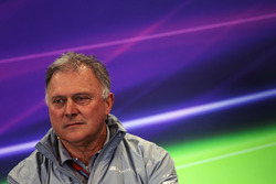 Dave Ryan, Manor Racing Racing Director in the FIA Press Conference