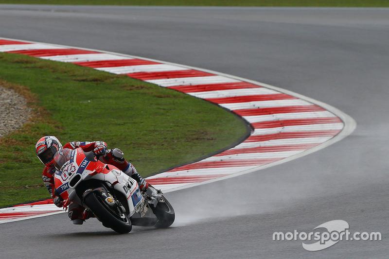 Malaysia, Sepang: Andrea Dovizioso (Ducati)