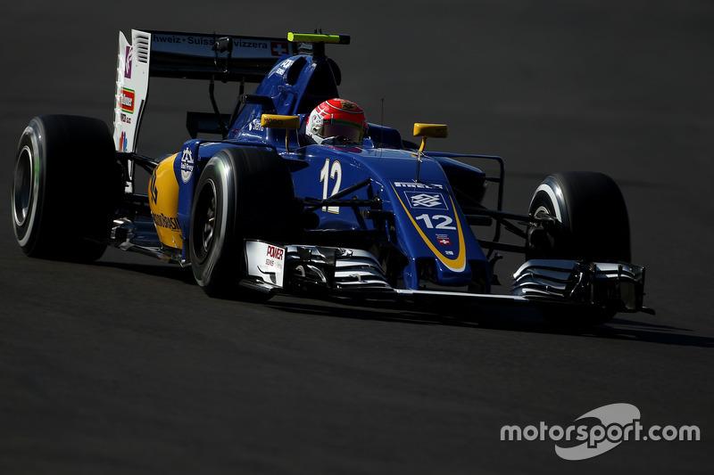 19. Felipe Nasr, Sauber C35