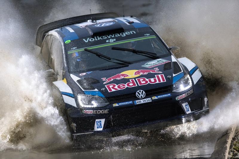 WRC: Volkswagen Motorsport, Volkswagen Polo WRC