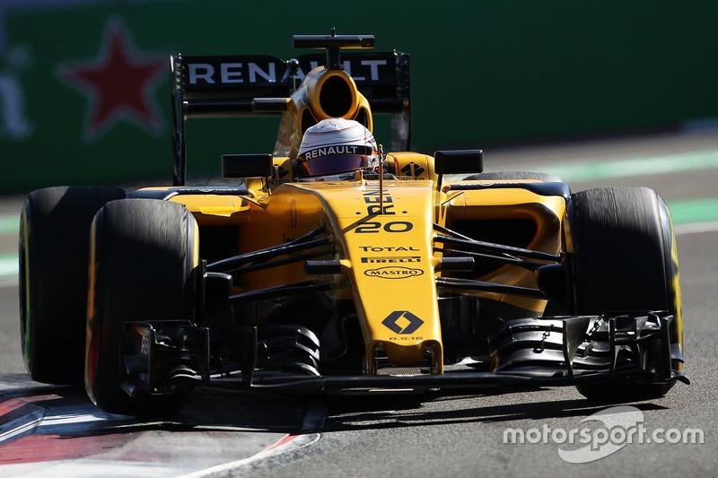 17. Kevin Magnussen, Renault Sport F1 Team RS16