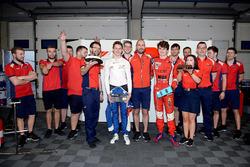 Egor Orudzhev, Arden Motorsport e Aurélien Panis, Arden Motorsport