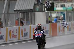 Tercer clasificado Jorge Lorenzo, Yamaha Factory Racing