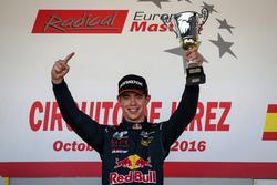 Podium: Richard Verschoor, MP Motorsport