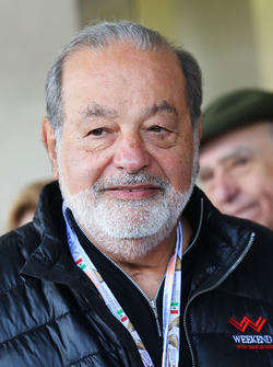 Carlos Slim Sr, Telmex and America Movil Chairman and Chief Executive