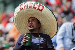 A Sergio Perez, Sahara Force India F1 fan