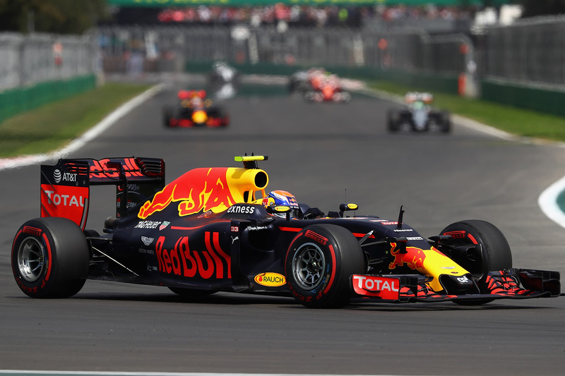 Макс Ферстаппен, Red Bull Racing RB12