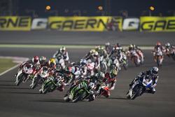 Départ, Jonathan Rea, Kawasaki Racing