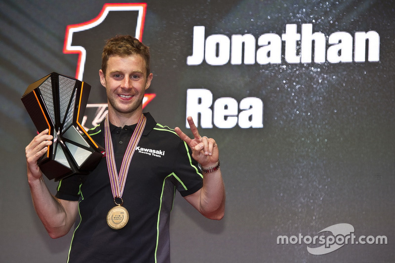 Superbike-WM: Jonathan Rea, Kawasaki Racing