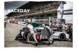 Buch Porsche Victory 2016 von René de Boer und Tim Upietz