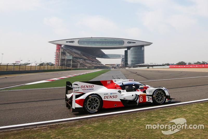 4. LMP1: #6 Toyota Racing, Toyota TS050 Hybrid
