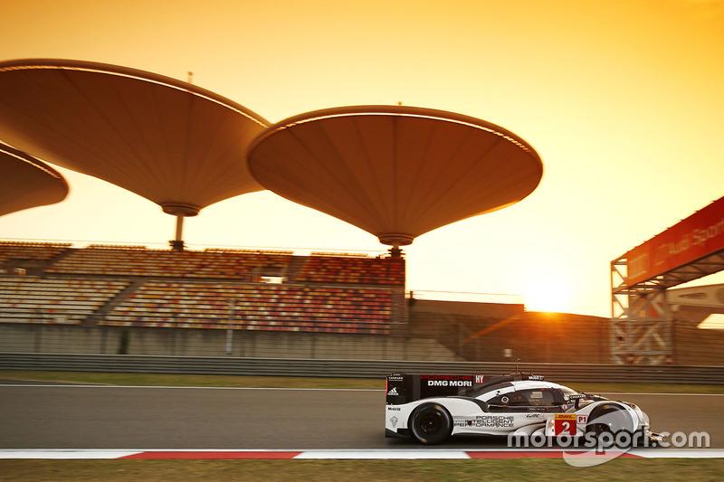 6. LMP1: #2 Porsche Team, Porsche 919 Hybrid