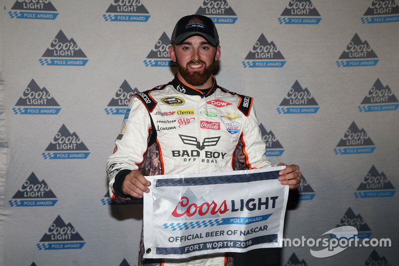 Fort Worth: Austin Dillon (Childress-Chevrolet)