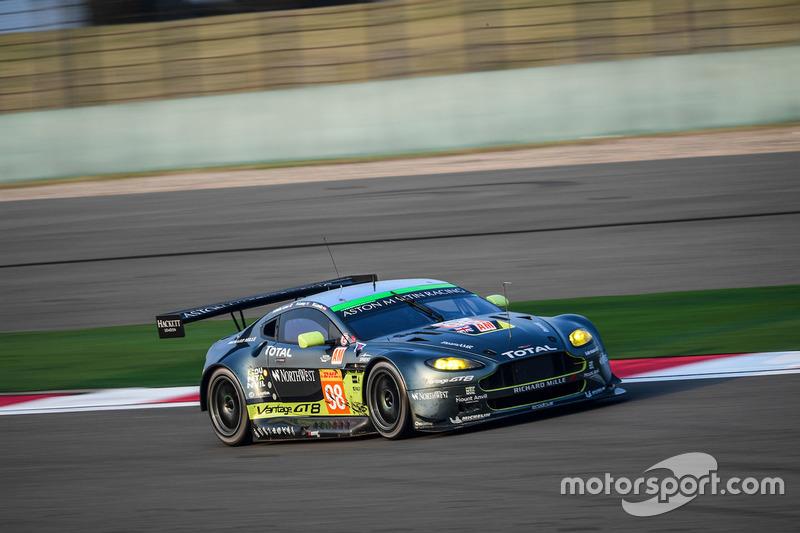 Ausfall: #98 Aston Martin Racing, Aston Martin Vantage GTE: Paul Dalla Lana, Pedro Lamy, Mathias Lauda