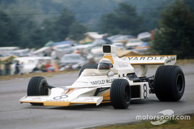 1973, McLaren M23 Ford, Питер Ревсон. Формула 1