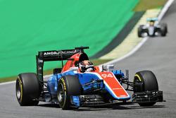 Паскаль Верляйн, Manor Racing MRT05