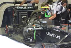 Auto von Jenson Button, McLaren MP4-31