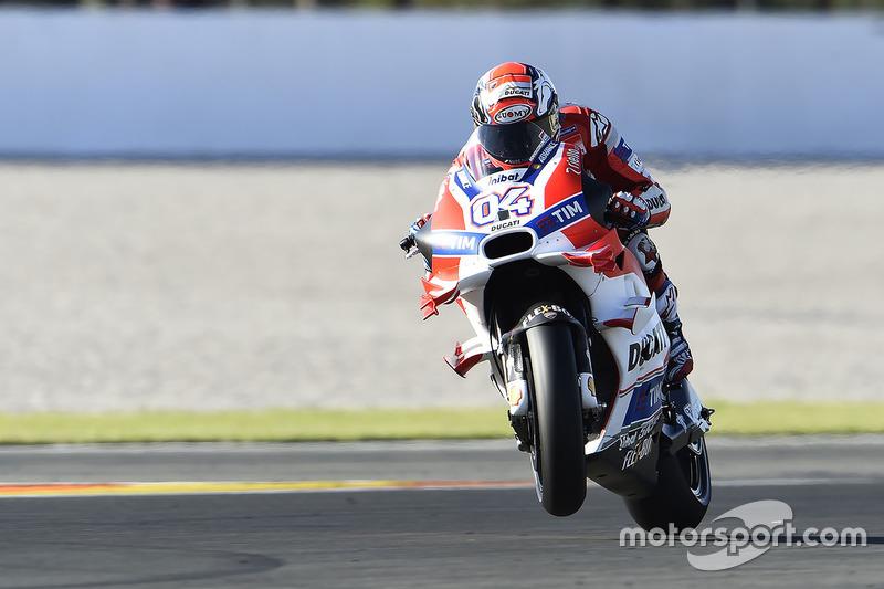5: Андреа Довіціозо, Ducati Team