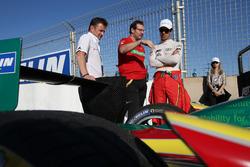 Allan McNish; Franco Cgiochetti; Lucas di Grassi, ABT Schaeffler Audi Sport