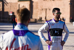 Sam Bird, DS Virgin Racing y Jose Maria Lopez, DS Virgin Racing