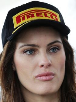 Chica de Pirelli