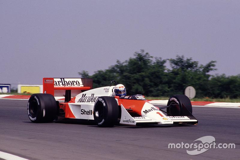 McLaren MP4/3 (1987)