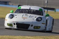 #54 CORE autosport, Porsche 911 GT3R: Jon Bennett, Colin Braun