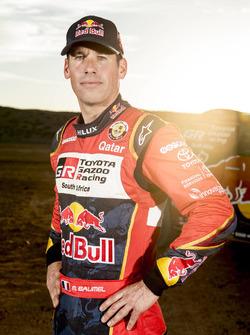Matthieu Baumel, Toyota Gazoo Racing