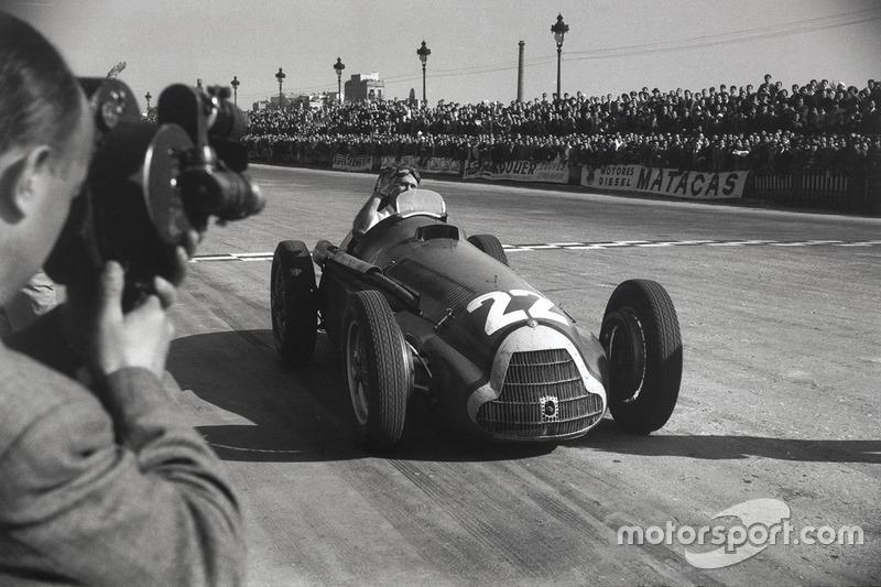 Самая быстрая: «Педральбес», Барселона (1951, 1954)