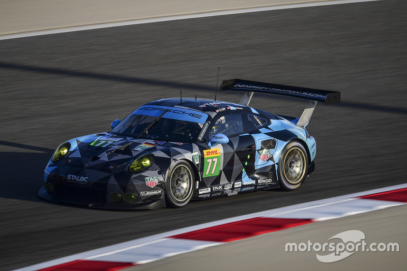 7. LMGTE-Pro: #77 Dempsey Proton Competition, Porsche 911 RSR: Richard Lietz, Michael Christensen