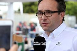 Sven Smeets, Team Principal, Volkswagen Motorsport