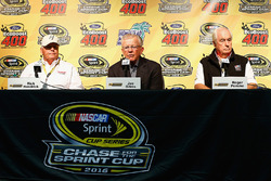 Rick Hendrick, Hendrick Motorsports, Joe Gibbs, Joe Gibbs Racing, Roger Penske, Team Penske