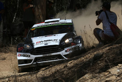 Отт Тянак и Райго Мыльдер, Ford Fiesta RS WRC, DMACK World Rally Team