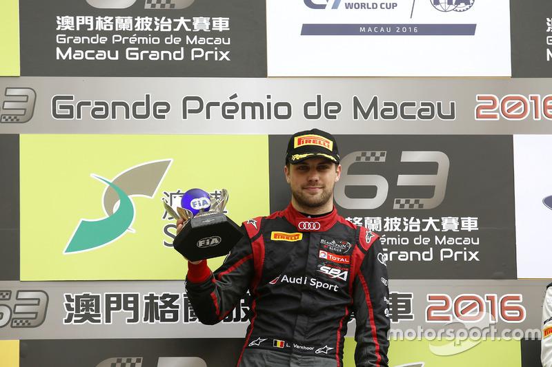Laurens Vanthoor, Blancpain GT Series, Intercontinental GT Cup