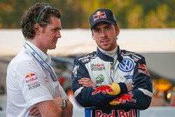 Richard Browne, Anders Jäger, Volkswagen Motorsport